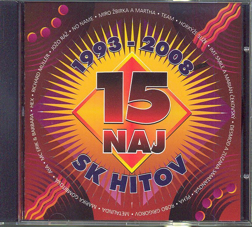 15 NAJ SK HITOV - supershop.sk