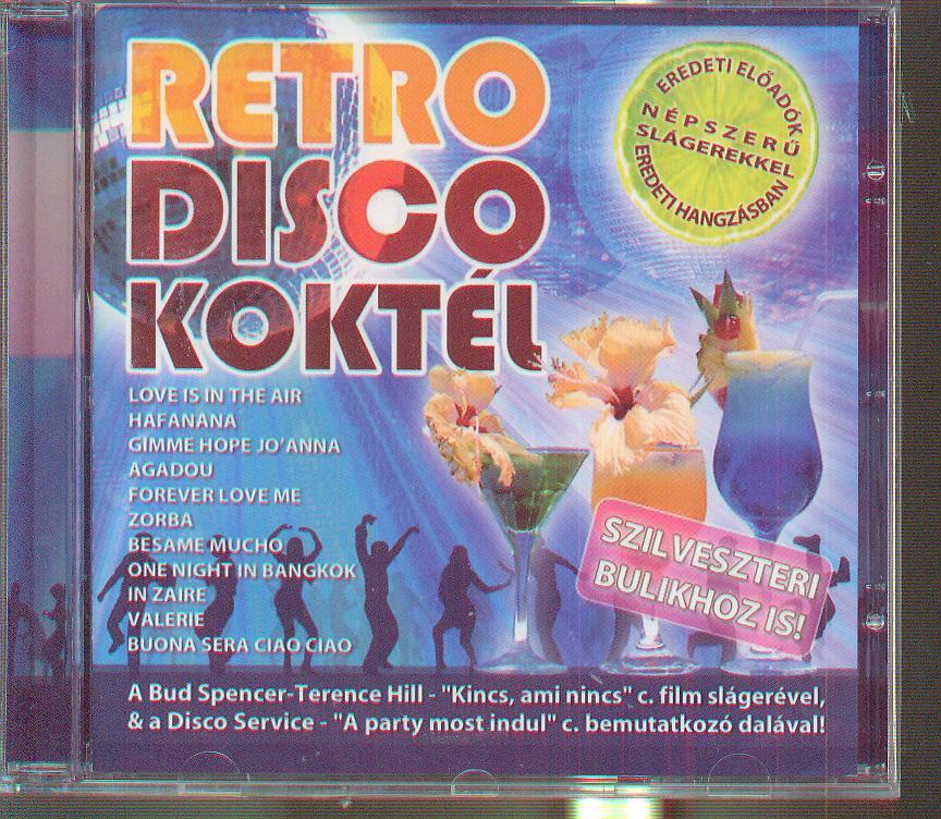 RETRO DISCO KOKTEL 1 - supershop.sk