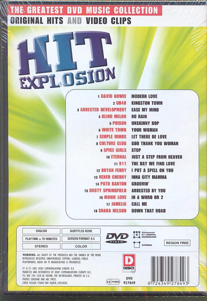 Various - Hit Explosion '97 Volume 9