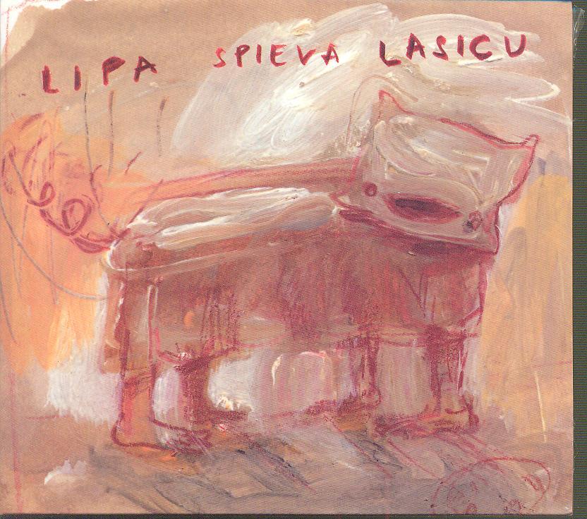 LIPA SPIEVA LASICU - supermusic.sk