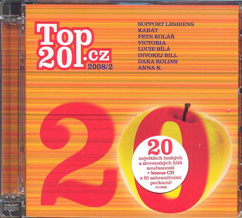 TOP20.CZ 2008/2 - supermusic.sk