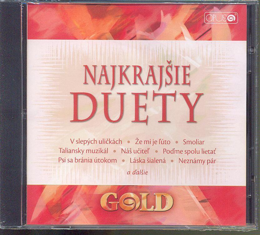 GOLD - NAJKRAJSIE DUETY - supershop.sk