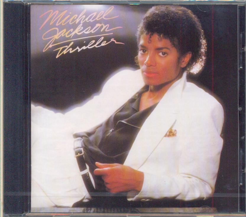 Thriller - supermusic.sk