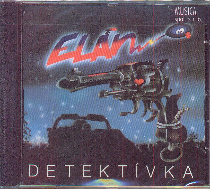 Cd Elan - Detektivka ☆ SUPERSHOP ☆ tvoj obchod ☆ cd   dvd 417a8f80bd6