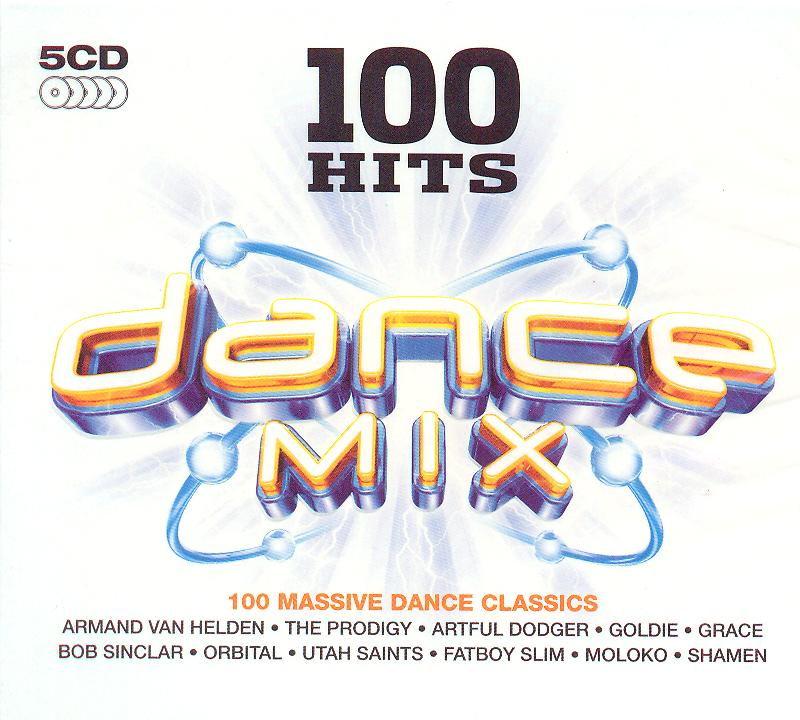 Cd Various - 100 Hits Dance Mix ☆ SUPERSHOP ☆ tvoj CD obchod 0c621115bbb