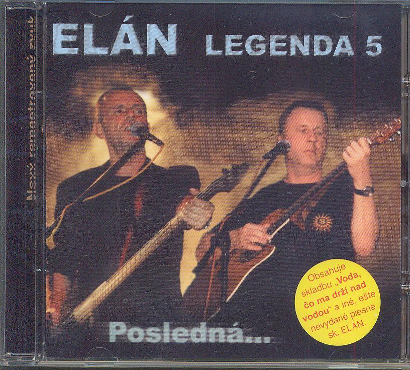 LEGENDA 5 - supermusic.sk