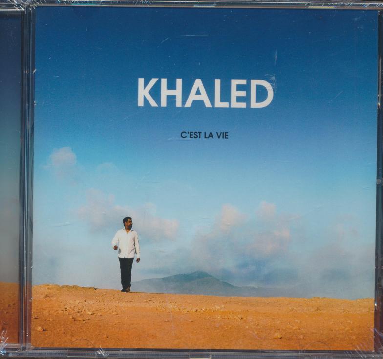 Cd Khaled - C est La Vie ☆ SUPERSHOP ☆ tvoj CD obchod 785438136d4