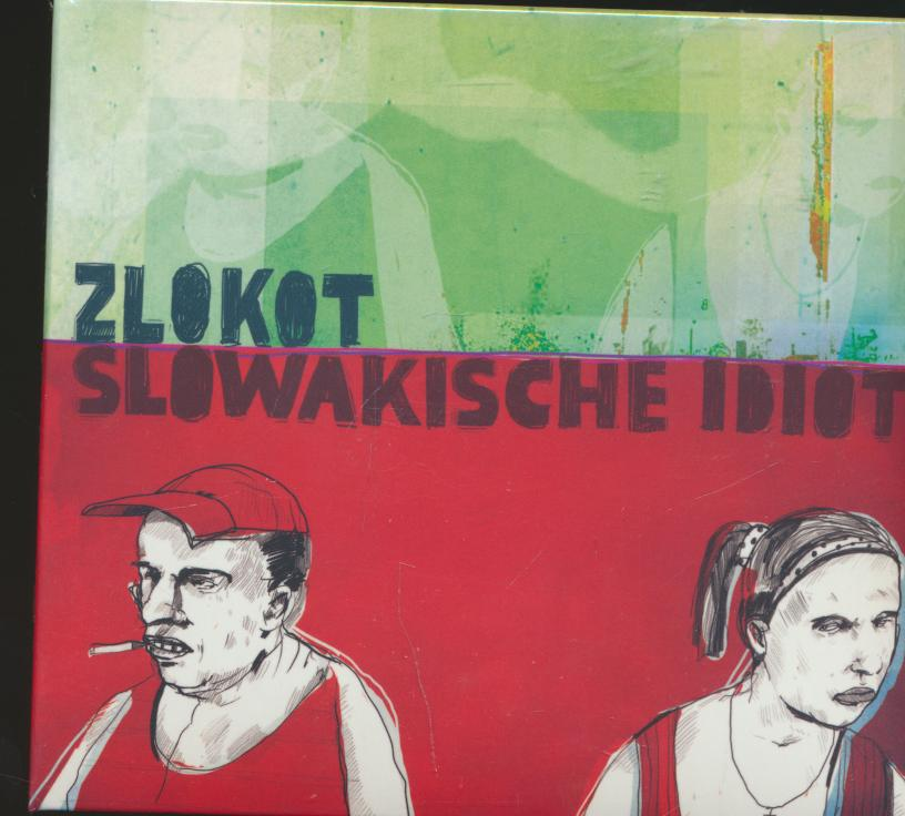 Cd Zlokot - Slowakische Idiot ☆ SUPERSHOP ☆ tvoj obchod ☆ cd ... c97e5792600