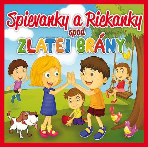 PESNICKY PRE DETI - SPIEVANKY A RIEKANKY SPOD ZLATEJ BRANY [ - supermusic.sk