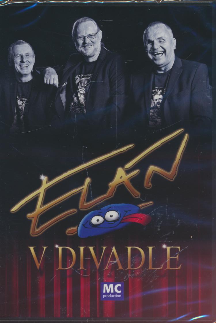 Dvd Elan - Elan V Divadle ☆ SUPERSHOP ☆ tvoj obchod ☆ cd   dvd ... eef464c67b0