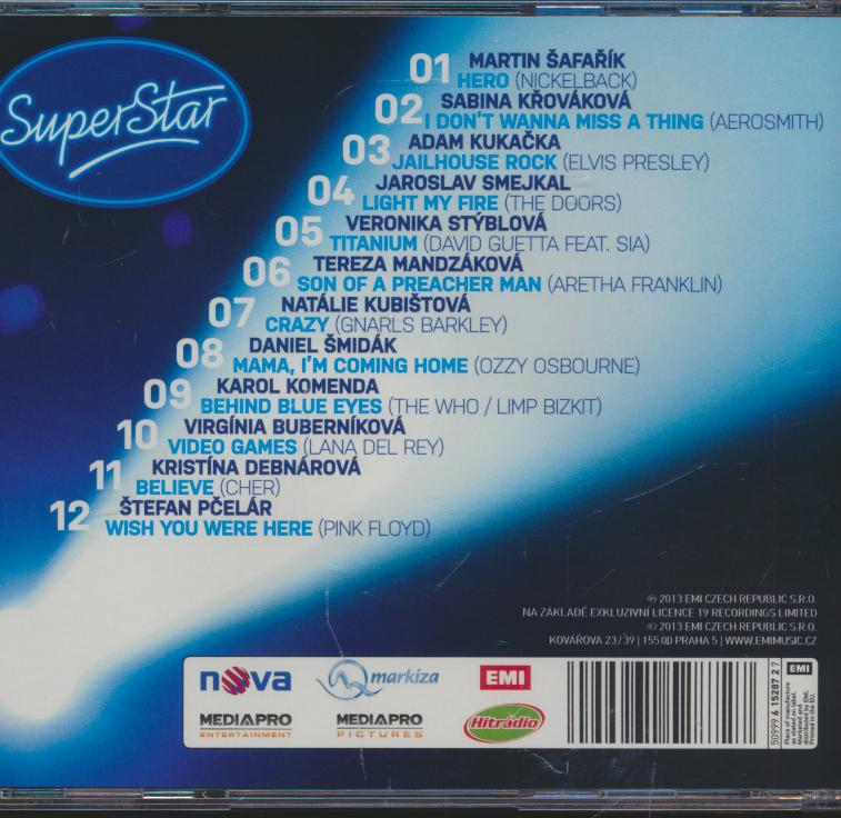 cd superstar