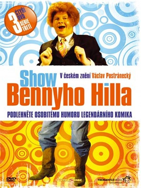 Show B. Hilla série 3 dvd 3 (The Benny Hill Show) - supershop.sk