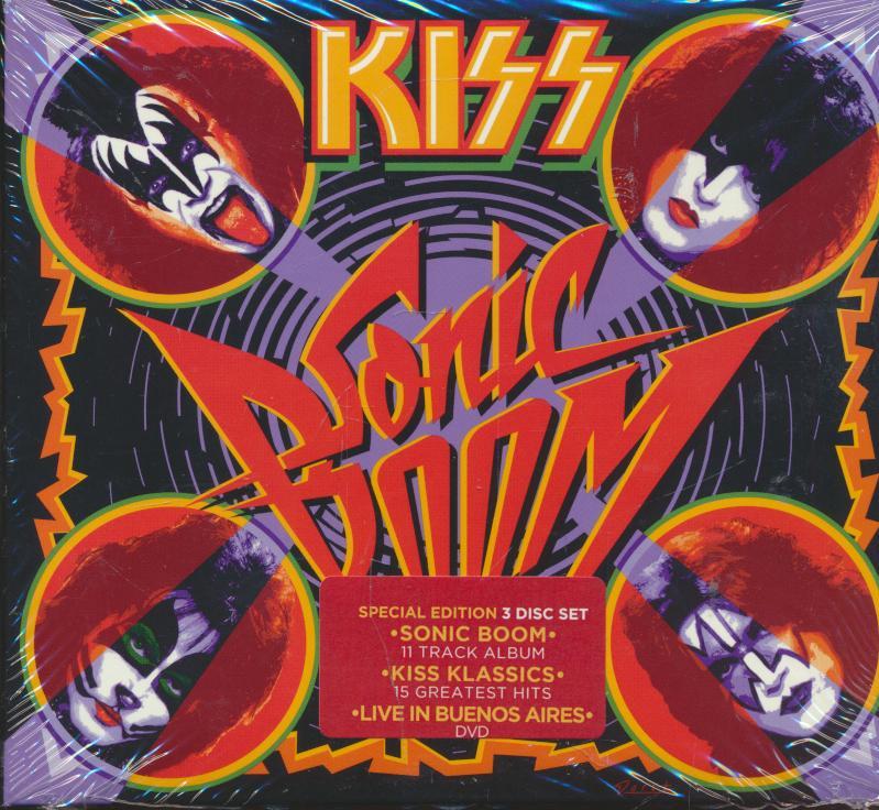 Cd Kiss - Sonic Boom ☆ SUPERSHOP ☆ tvoj CD obchod f228cc686aa