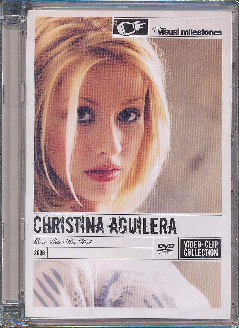 Dvd Aguilera Christina - Genie Gets Her Wish ☆ SUPERSHOP ☆ tvoj ... 5359f91afd7