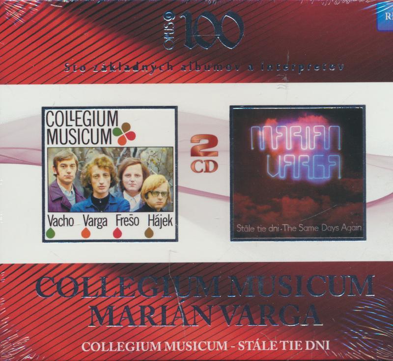 COLLEGIUM MUSICUM / STALE TIE DNI (OPUS - supermusic.sk