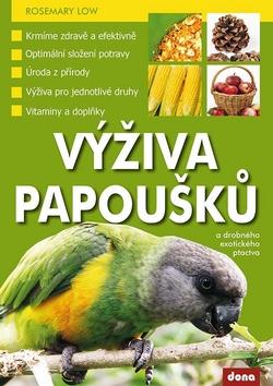 Výživa papoušků a drobného exotického ptactva - suprshop.cz