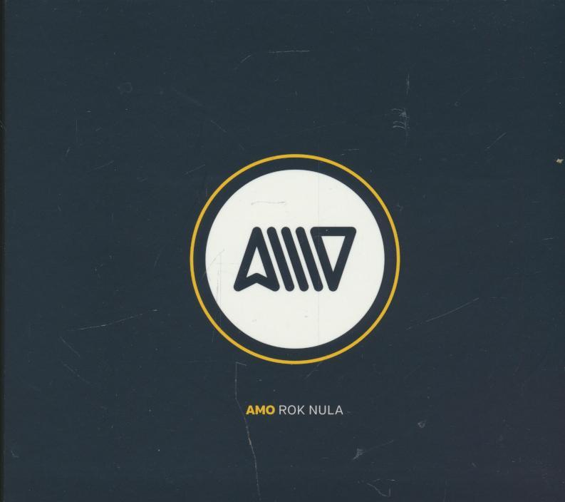 Cd Amo - Rok Nula ☆ SUPERSHOP ☆ tvoj CD obchod 1851c61e4c0