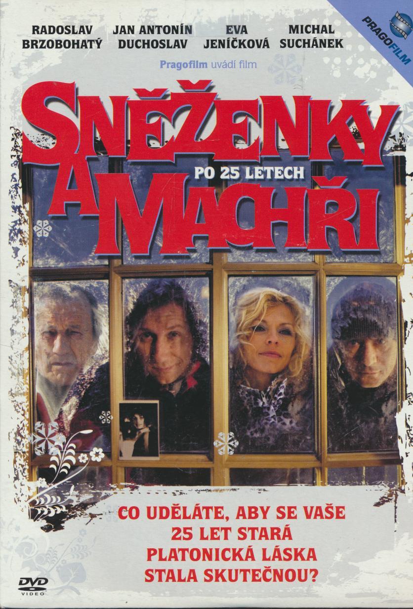 Dívka na koštěti DVD - suprshop.cz