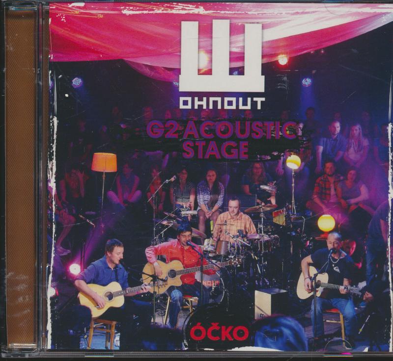Cd Wohnout - G2 Acoustic Stage dvd ☆ SUPERSHOP ☆ tvoj obchod ☆ cd ... 400c56522ab