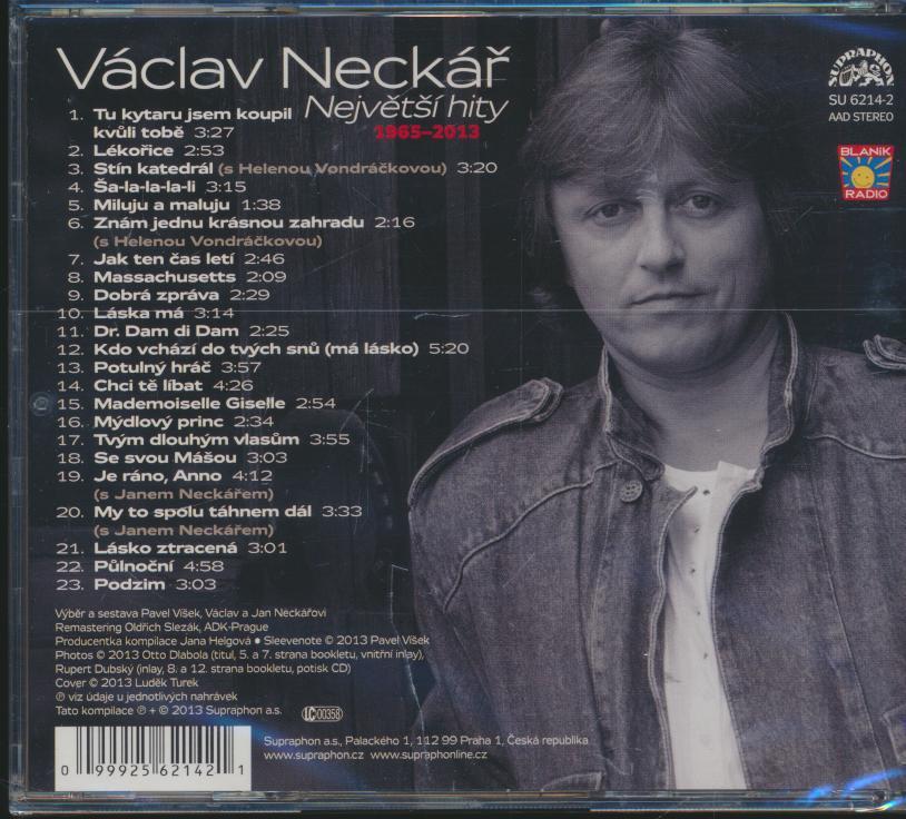 NEJVETSI HITY [1965-2013] NOVE VANOCNI ALBUM - supermusic.sk