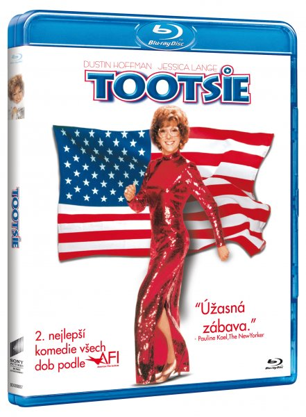 Tootsie / Tootsie [BLURAY] - supershop.sk
