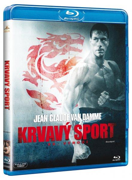 Krvavý sport / Bloodsport [BLURAY] - suprshop.cz