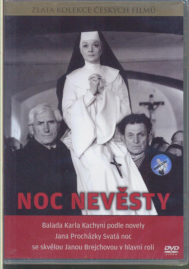 Noc Nevesty [dvd] - Film - Drama - SuperShop