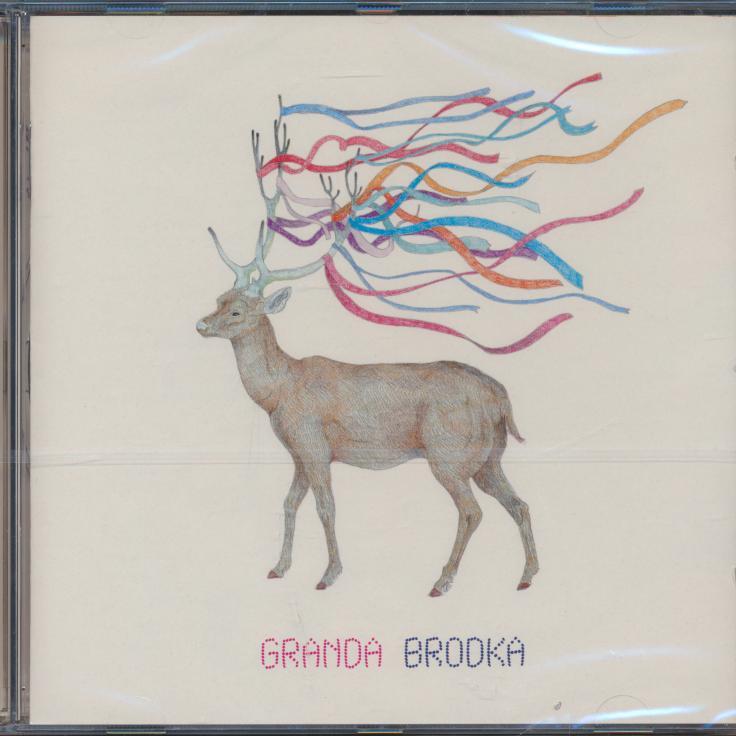 Cd Brodka - Granda ☆ SUPERSHOP ☆ tvoj obchod ☆ cd   dvd 7738500ee30