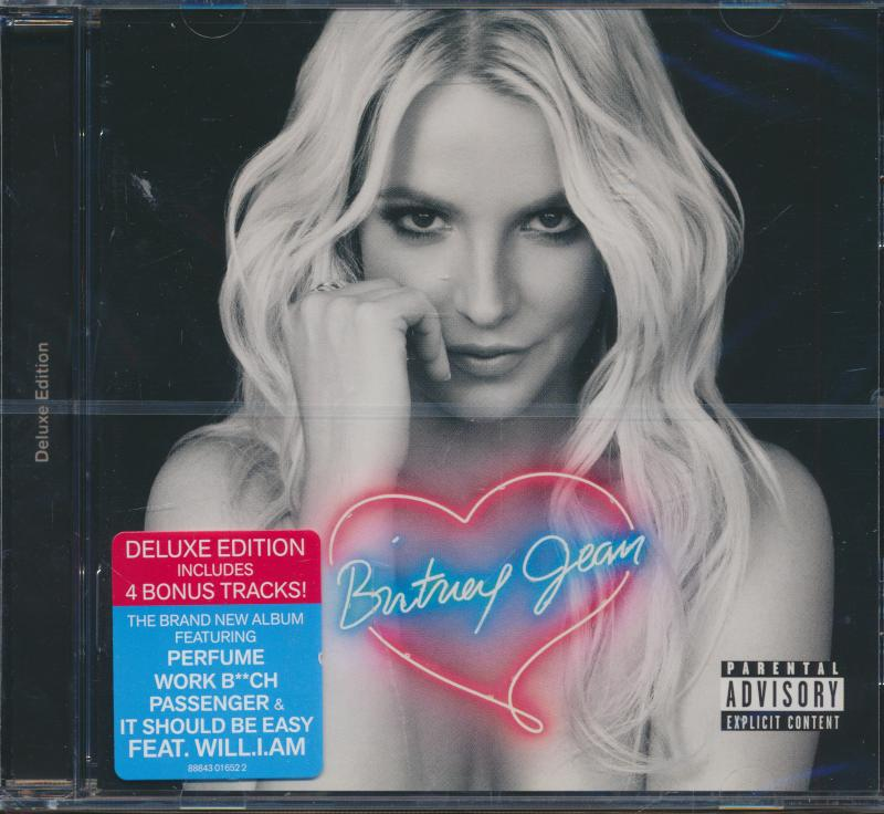 BRITNEY JEAN [DELUXE] - supermusic.sk