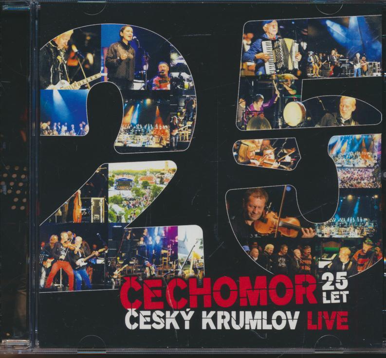 25 LET-CESKY KRUMLOV LIVE - supershop.sk