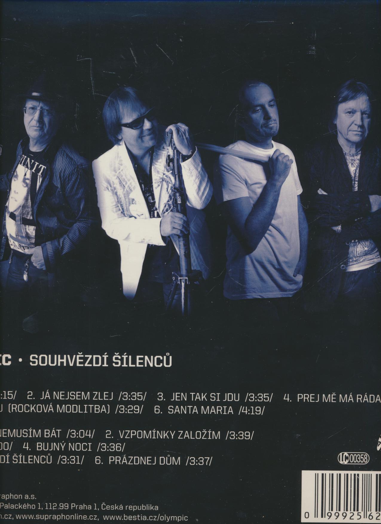 SOUHVEZDI SILENCU /VINYL/ - supershop.sk