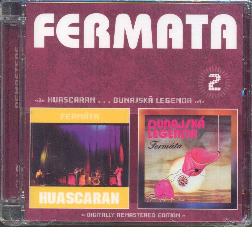 HUASCARAN / DUNAJSKA LEGENDA (2) - supermusic.sk