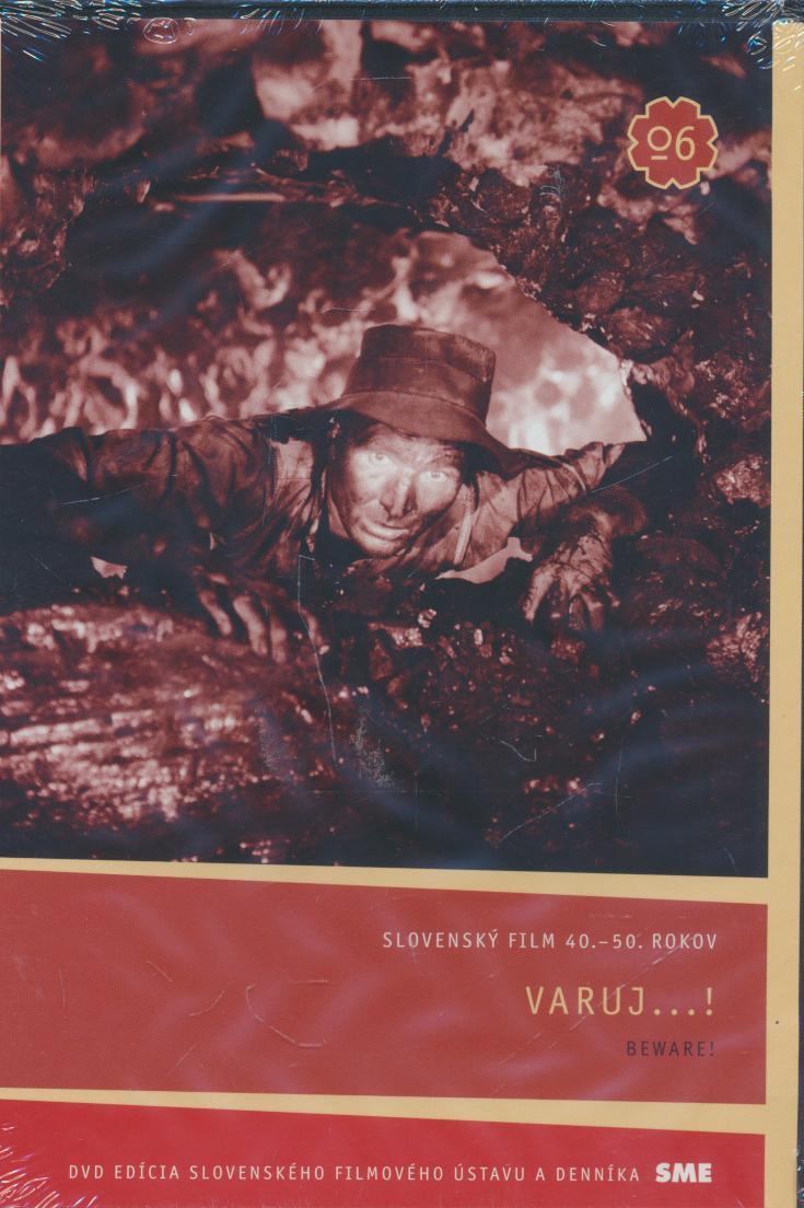 Varuj…! (1946) DVD - suprshop.cz