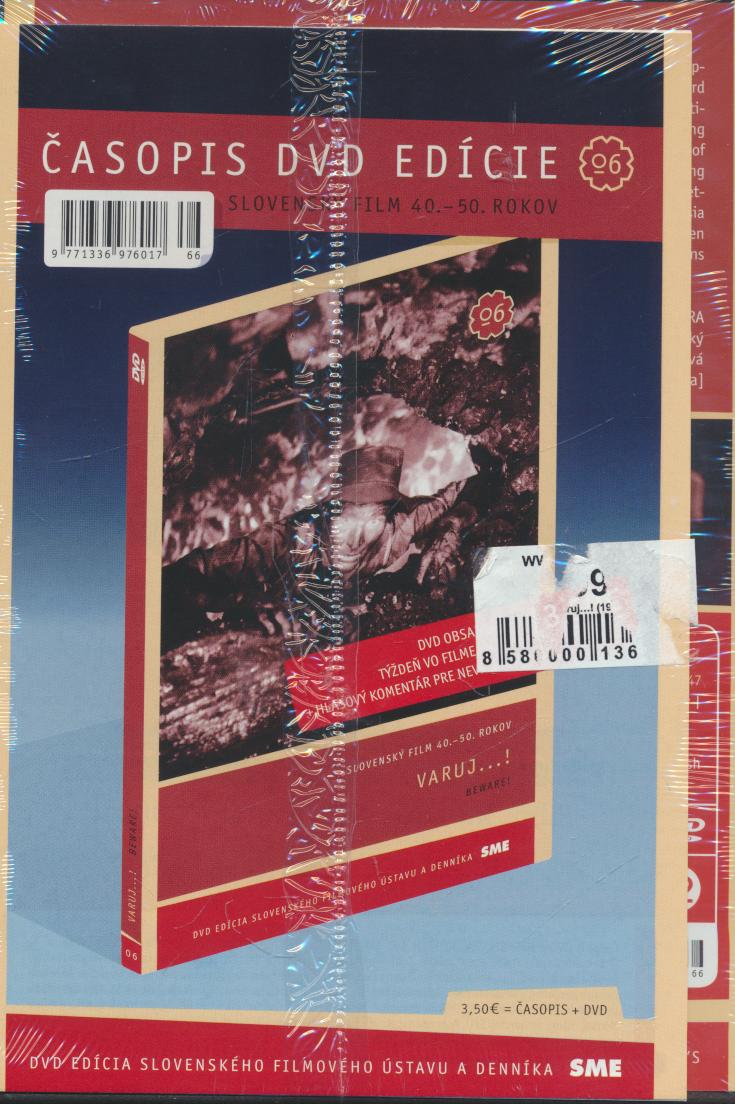 Varuj…! (1946) DVD - supershop.sk