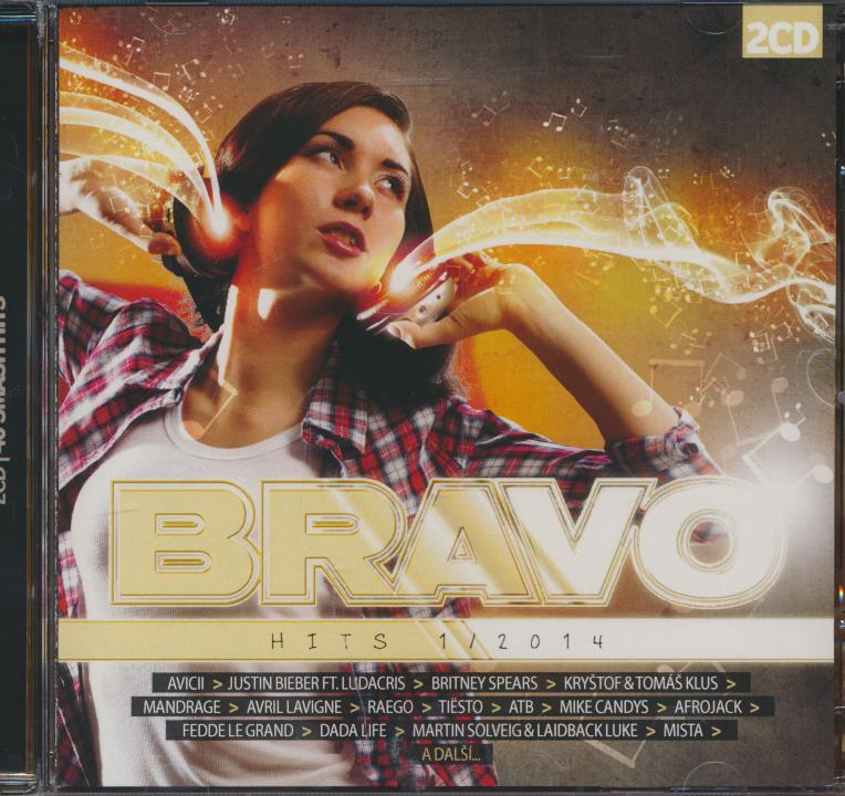 Cd Various - Bravo Hits 2014 1 ☆ SUPERSHOP ☆ tvoj obchod ☆ cd ... 6ec5fc5c513