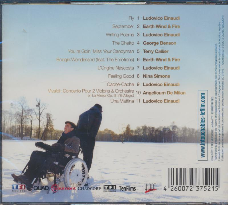 INTOUCHABLES - supermusic.sk