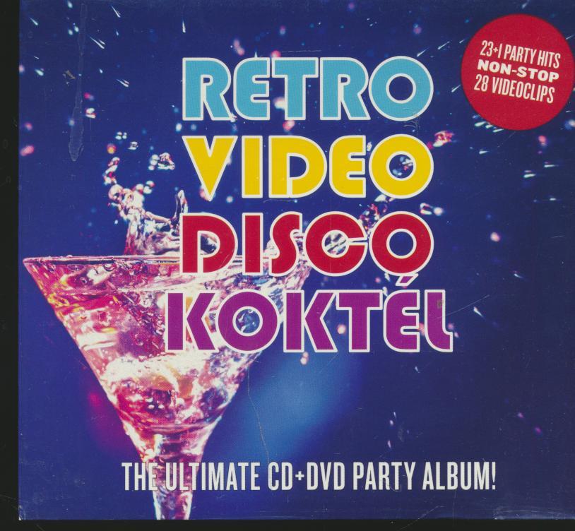 Cd Retro Video Koktél - Válogatás ☆ SUPERSHOP ☆ tvoj obchod ☆ cd ... 72c73d5089a