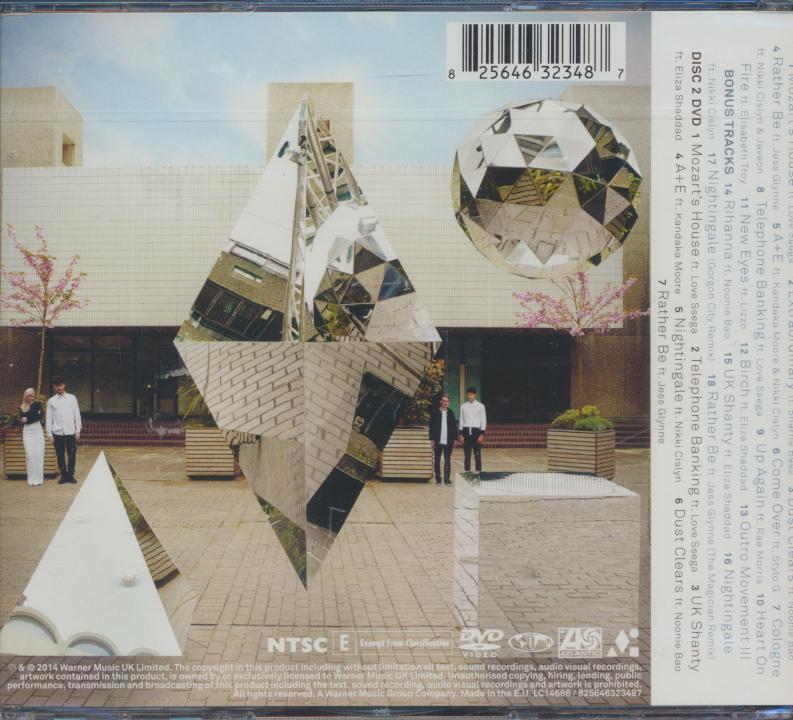 NEW EYES (CD+DVD) - supershop.sk