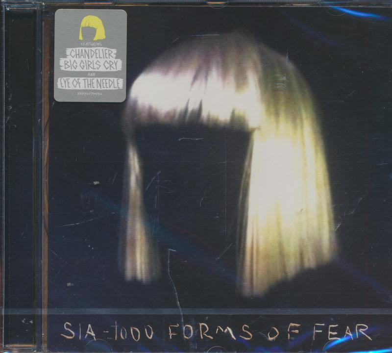 1000 FORMS OF FEAR - supermusic.sk