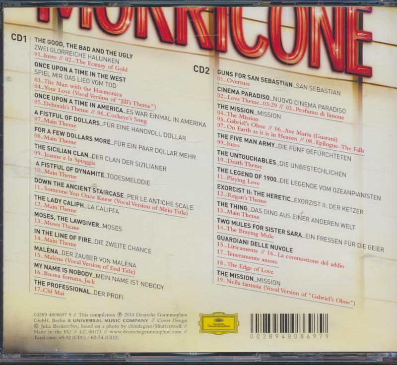 ESSENTIAL ENNIO MORRICONE - supermusic.sk