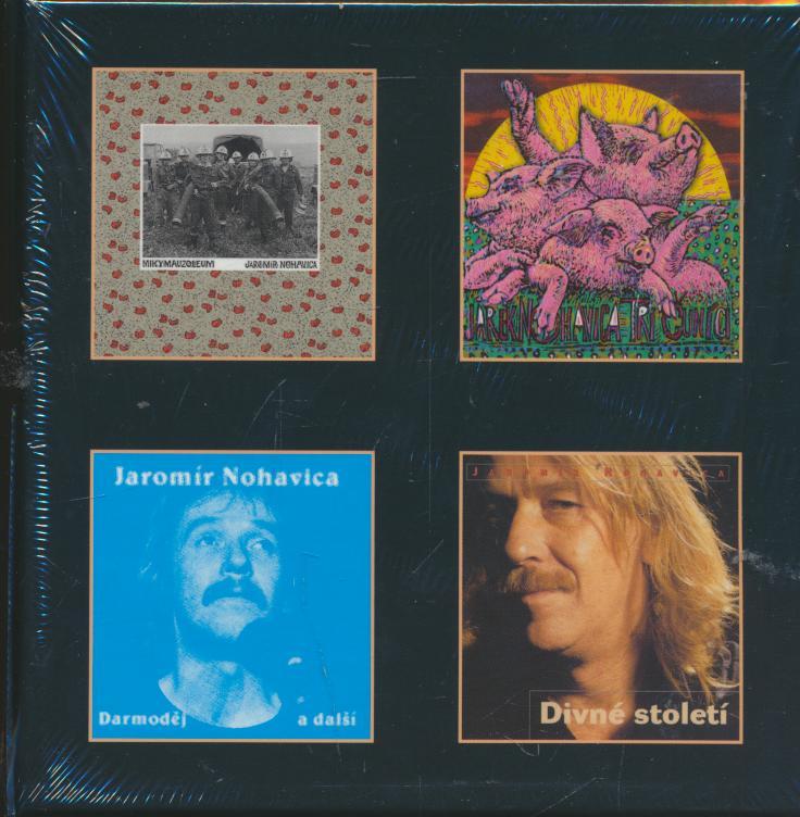 BOX [MIKYM./3CUNICI/DARMODEJ/DIVNE STOLE - supermusic.sk