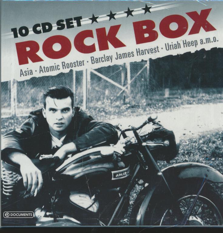 ROCK BOX - supermusic.sk