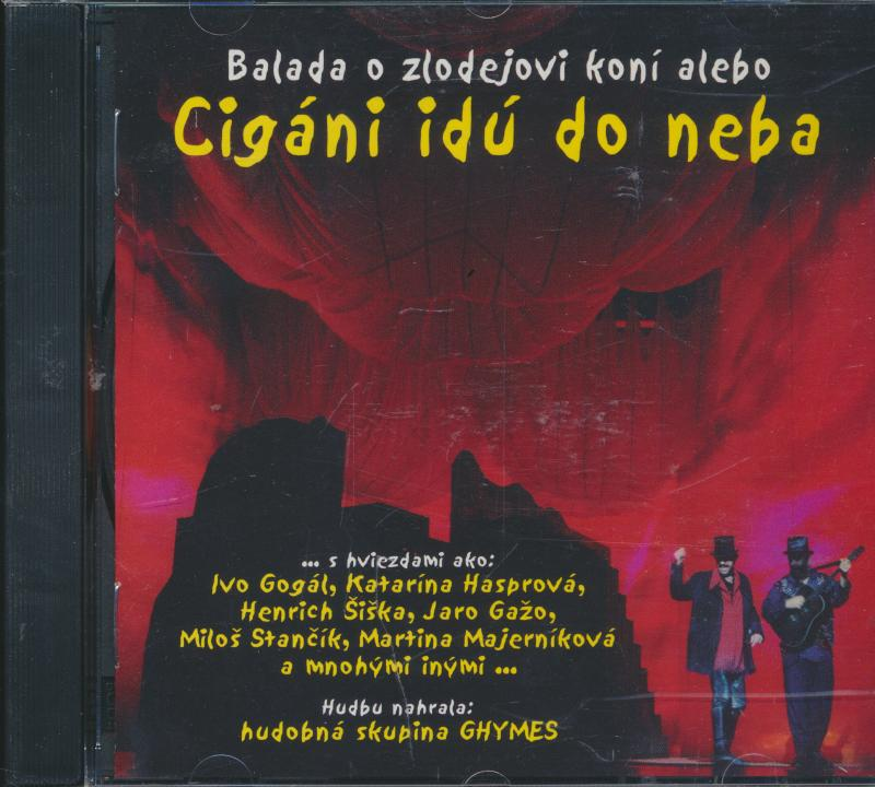 Cd Ghymes - Cigani Idu Do Neba ☆ SUPERSHOP ☆ tvoj obchod ☆ cd ... 185d2370566
