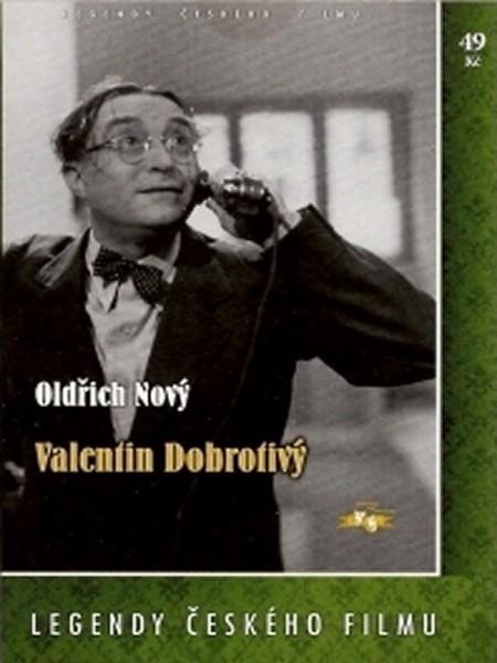 Valentin Dobrotivý DVD - suprshop.cz