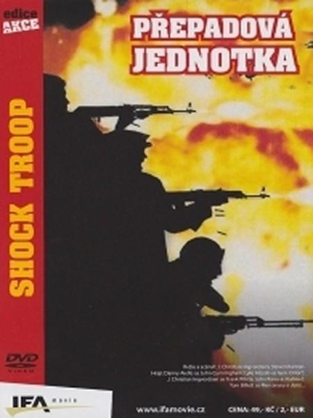 Přepadová jednotka (Shock Troop) DVD - supershop.sk