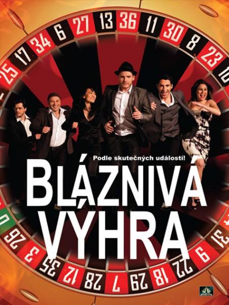 BLÁZNIVÁ VÝHRA (WINNING STREAK) DVD - supershop.sk