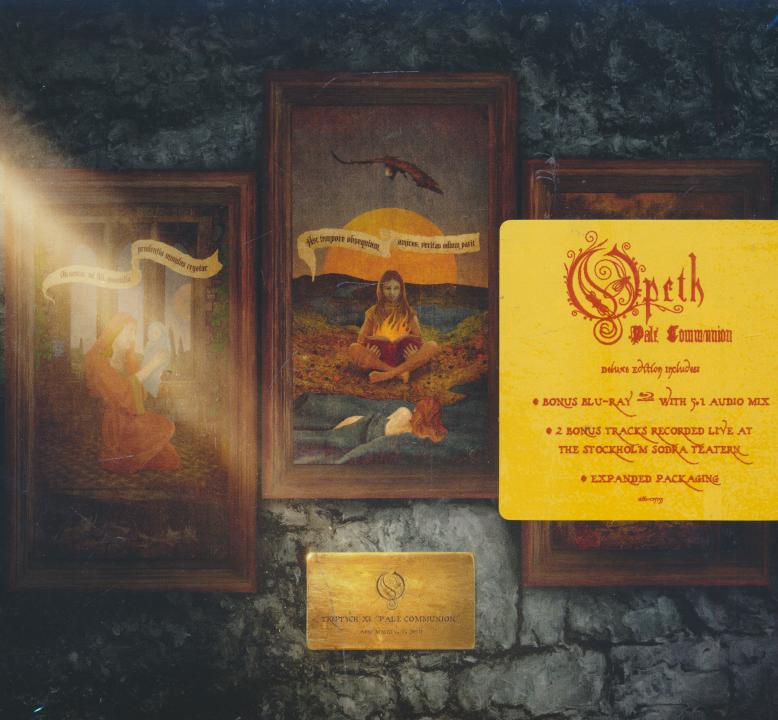 Cd Opeth - Pale Communion (deluxe Edition) ☆ SUPRSHOP ☆ tvůj ... 44bf0ba3f62