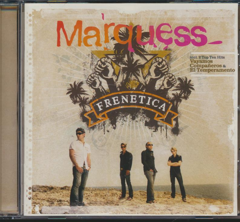 Cd Marquess - Frenetica ☆ SUPERSHOP ☆ tvoj CD obchod e4c1585b68b