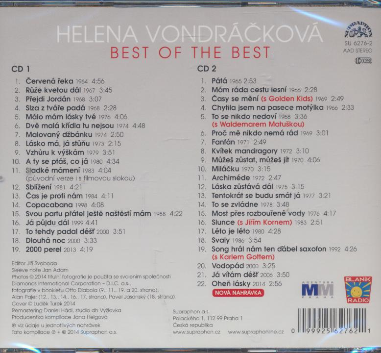BEST OF THE BEST - supermusic.sk