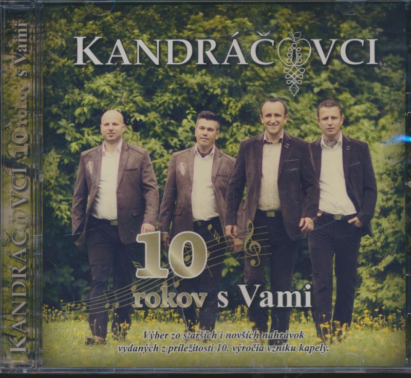 10 ROKOV S VAMI - supermusic.sk